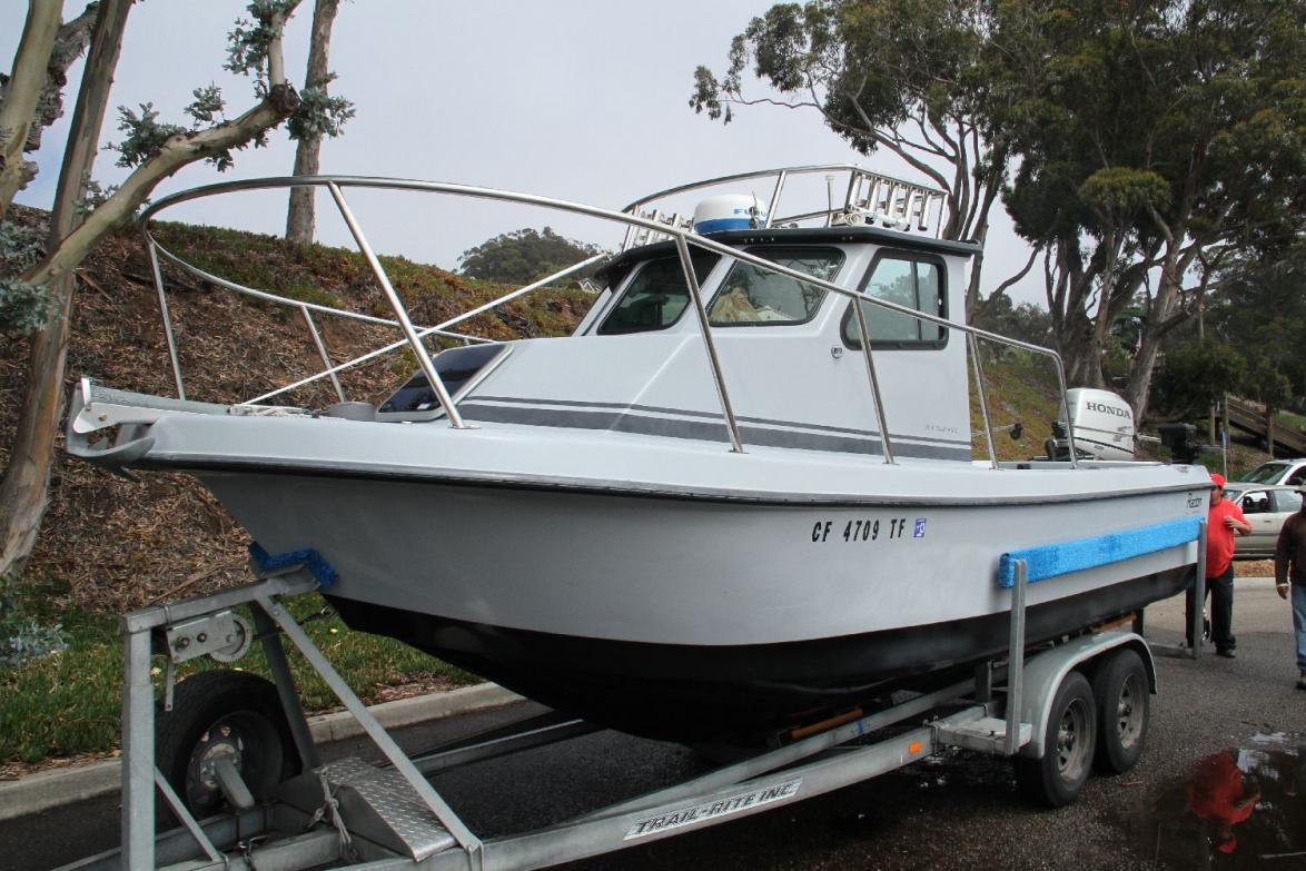 California Dive Boats -- the legend of Radon (pictures