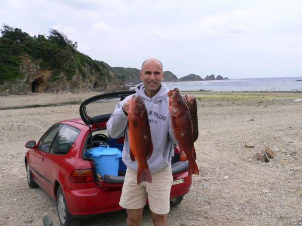 Coral Trout/Red Snapper