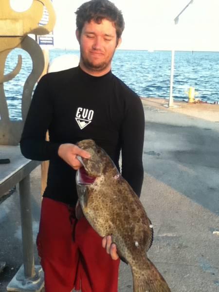 Spearfishing Andros Island, Bahamas